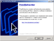 FreeExtractor Screenshot